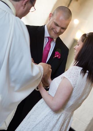 Stefan Jenny Dop och bröllop 130427