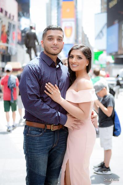 Namrita & Vijay's Engagement Shoot