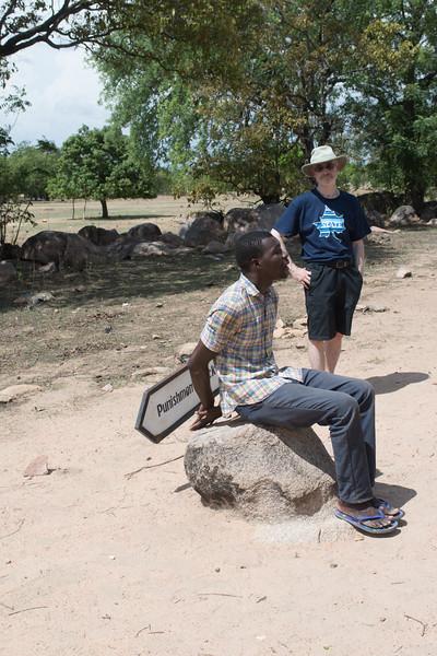 Paga Crocodile Pond,  school visit and Pikworo Slave Camp