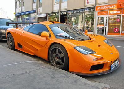 Car Spotting in Europe June 2010