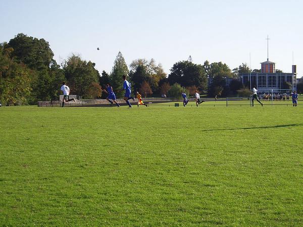 JV Soccer vs. Benedictine
