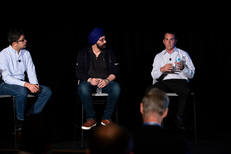 Intelligent RPA and Automation StagePD Singh, Vice President of AI, UiPath & Brian Bond, VP of Consumer & Small Business Repair of CenturyLinkHow to prepare for a Machine Learning-infused future for enterprise process automationSaurabh Gupta, Chief Straetgy Officer, HfS Research