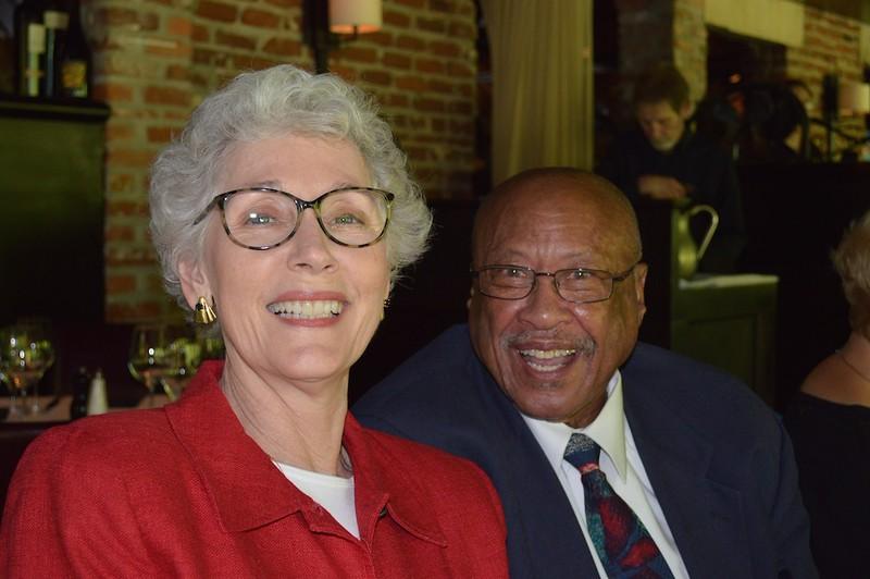 Judy Spruill & Spider Webb