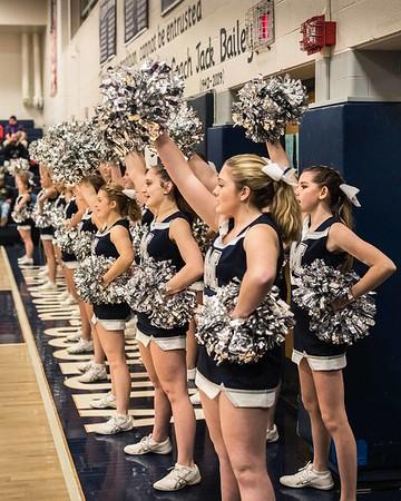 PO Cheerleaders