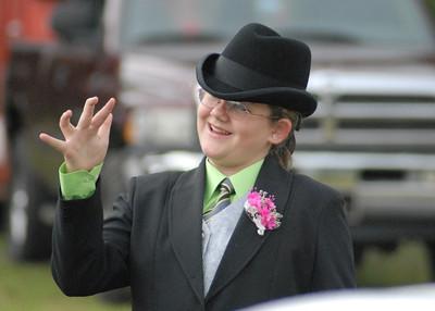 6/11/2011 National Racking Horse Show Fan Photos