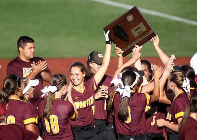 Montini Softball supersectional