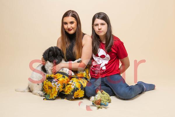 Mack's Puppy Photoshoot