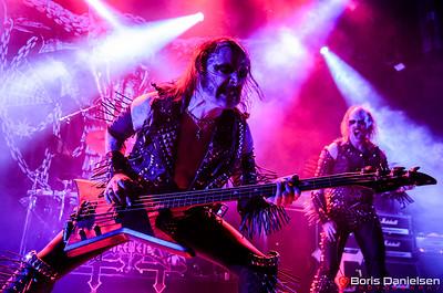 Nifelheim @ Inferno Metal Festival 2016.