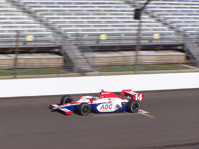 Pole Day at Indianapolis Motor Speedway - 10 May '08