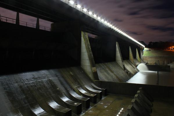 20110715 Scrivener Dam, ACT - Low Side