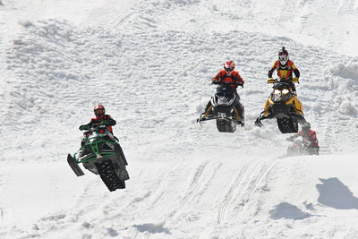 Boyne SnowCross Photos by Aric Dershem