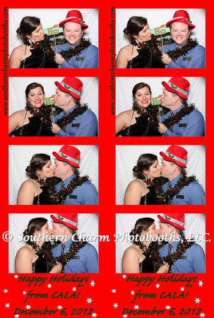 CALA Christmas Party 12-6-12