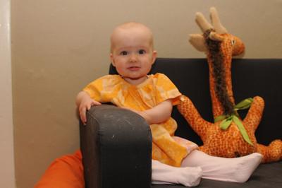Vivian 10 Months