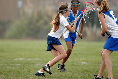 Girls Junior Lacrosse of Poway 2007