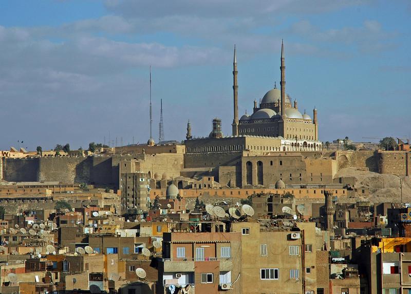 the omnipresent citadel