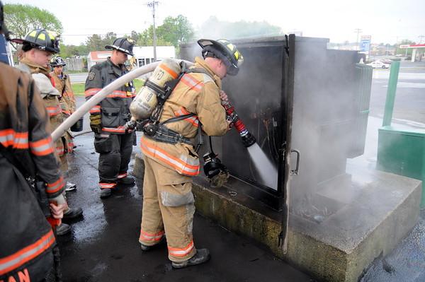 4/21/2010 Transformer Fire
