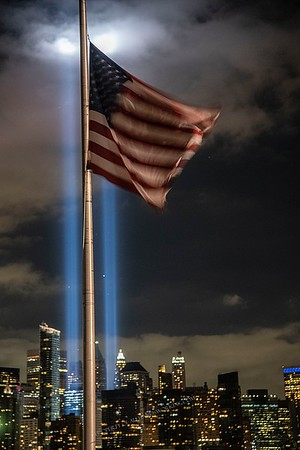 Tribute in Lights - Multiple Locations, NJ - 9/11/20