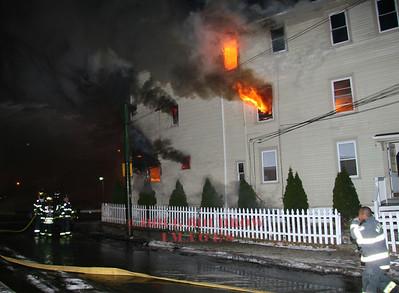 Everett, MA - 3rd Alarm, Main Street, 12-5-08