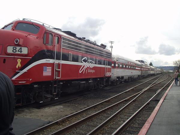 Trains: Stations
