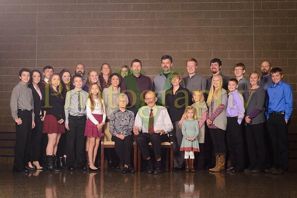 Stallbaumer Family 2014