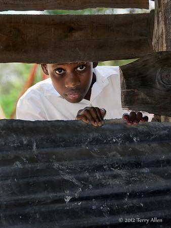 Sabi Sand school children,
