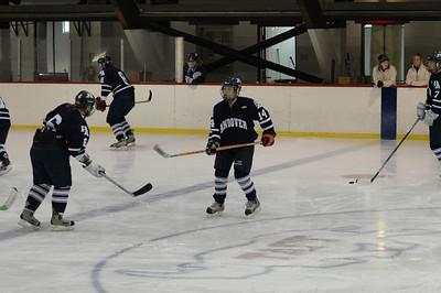 Loomis Varsity Ice Hockey vs. Andover - Taft Tournament 12/14/06