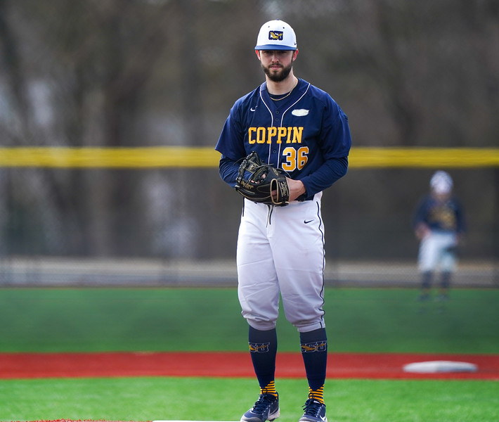 Coppin State vs LeHigh Baseball