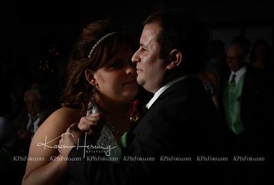 Mellisa and Seth Reception