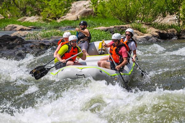 River City Adventures 5-30-15 Morning Trip