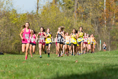 Cross Country: 2016 Conf. 21B Championships 10.26.16 (by Chas Sumser)