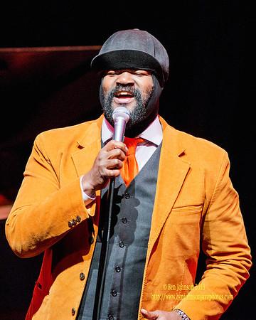 Gregory Porter at William Paterson University