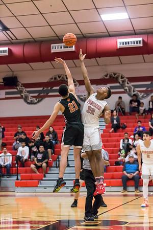 Basketball - Pioneer vs Mercedes - 2/24/20 _ MM