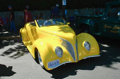 Oak Bay Collector Car Festival - August 2017