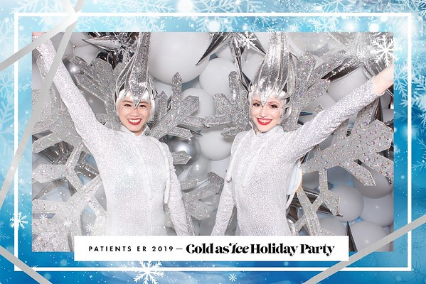 Patients ER Holiday Party - Photos