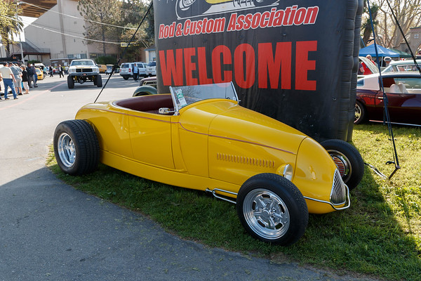 Goodguys 34th All American Get-Together in Pleasanton, CA – March 2016