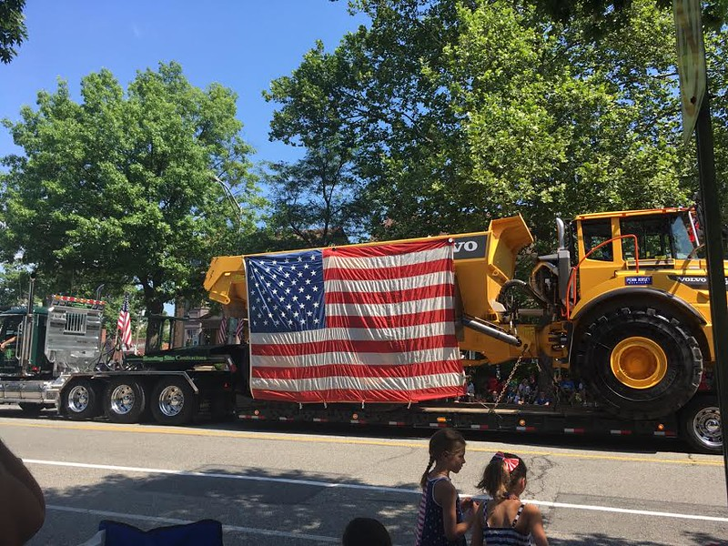 . Community groups and organizations showed their patriotic pride Tuesday during the Pottstown Fourth of July Parade on High Street.--Sue Klaus, Digital First Media
