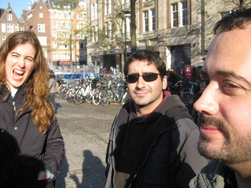 In Amsterdam