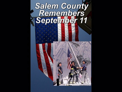 Salem County Remembers 9-11 2010