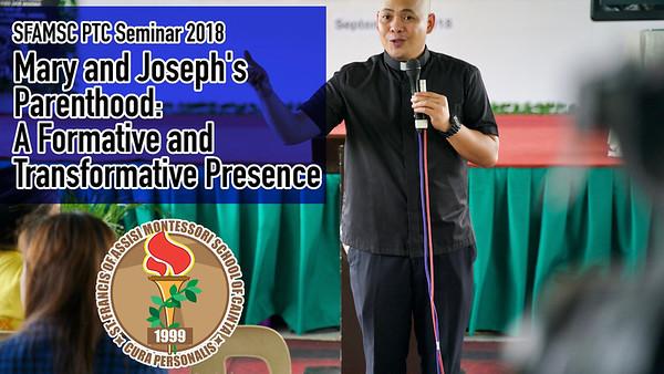 PTC Seminar 2018