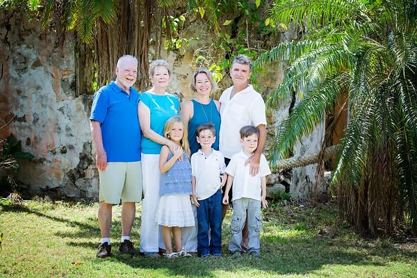 The Martin-Daley Family