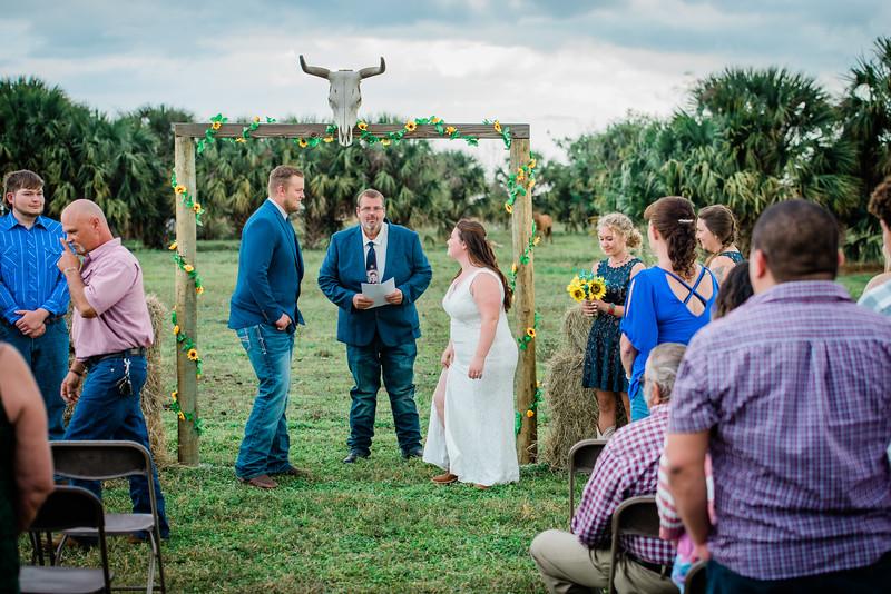 2021.01.23 - Angelina and Kevin's Wedding, Okeechobee, FL