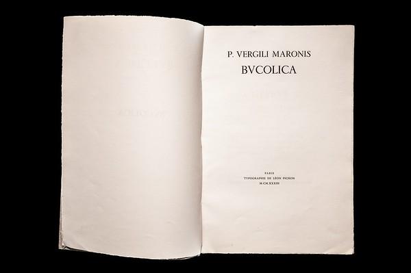 Tallone's aesthetic - Estetica tipografica talloniana