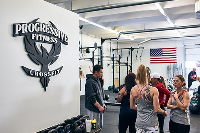 Progressive Fitness CrossFit