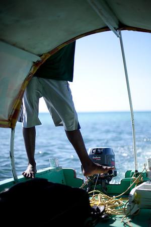 Zanzibar - Chumbe Island