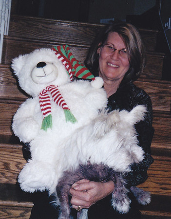 2005 Scanned Xmas Grandma Francesca Dogs (2005)