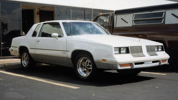 1985 Oldsmobile 442 .  .  .
