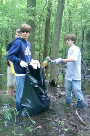 2010-Fox River Clean Up