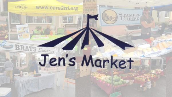 Jen's Market 2015