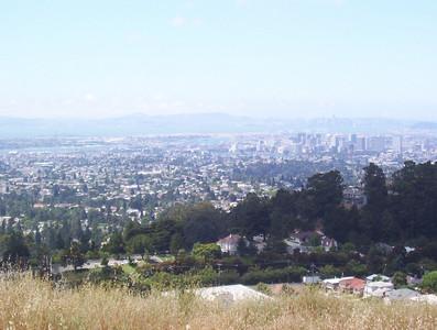 2003-08-06 Hike in Joaquin Miller Park, Oakland