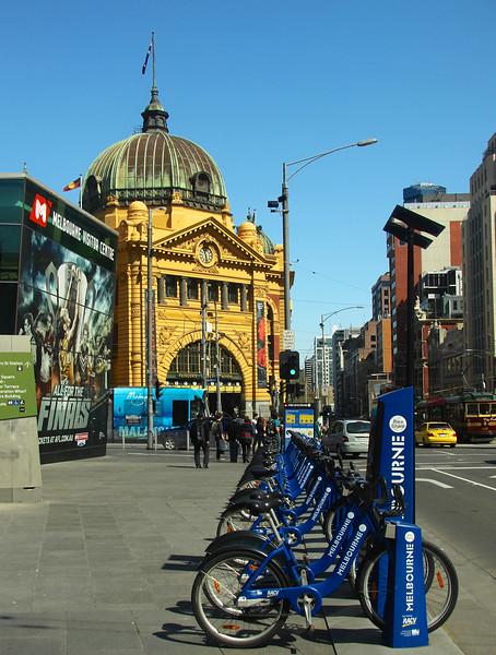 Flinders Stations - Melbourne